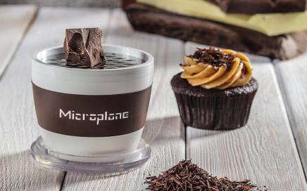 tarka do czekolady microplane