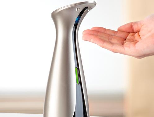 bezdotykowy dozownik do mydła Otto Umbra