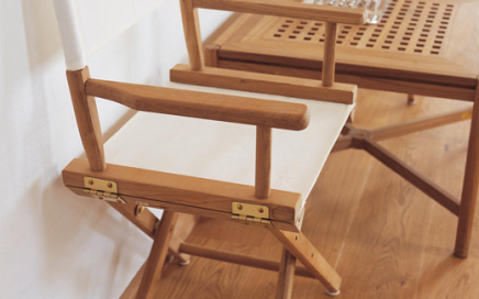 krzesło reżysera Skagerak