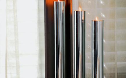 minimalistyczny świecznik Base Philippi