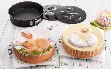 Wielkanocna tortownica z nakładkami Kaiser