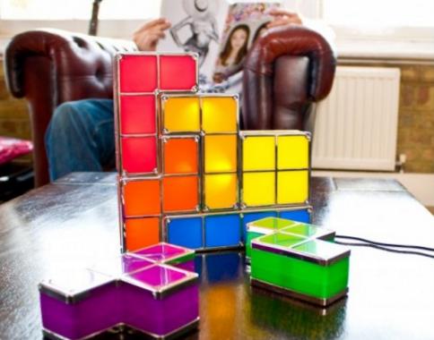 lampka klocki Tetris Paladone