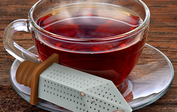 zaparzaczka do herbaty miecz