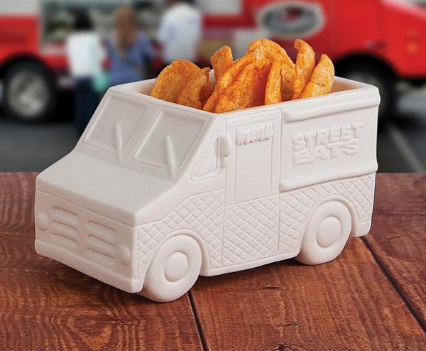 Pojemnik na przekąski auto Foodtruck marki Gama Go