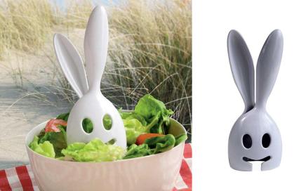 szczypce do sałaty królik Fred