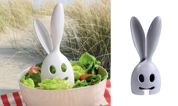 Szczypce do sałaty królik marki Invotis