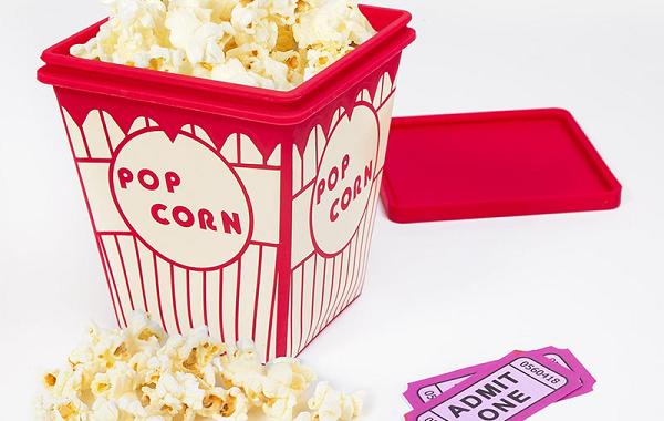 Pojemnik do robienia popcornu w mikrofali thumbs up