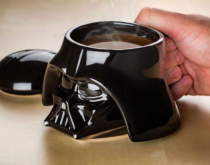 Kubek z pokrywką Vader Star Wars