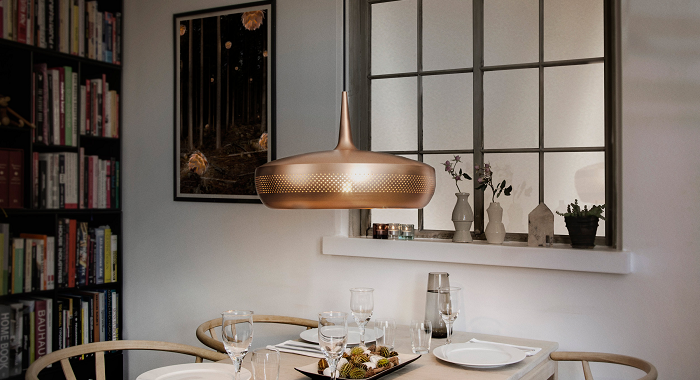 metalowa lampa vita copenhagen