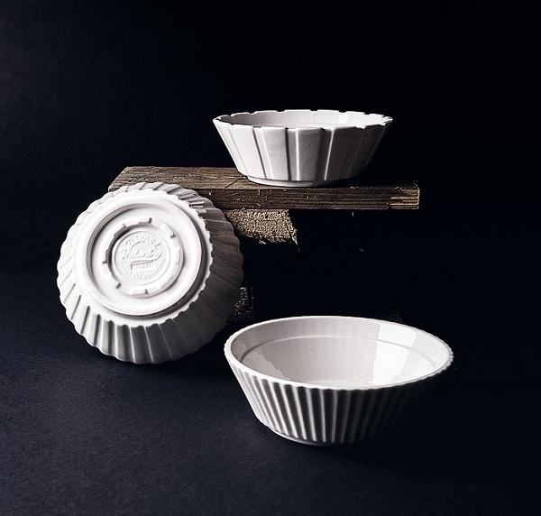 Porcelanowe miseczki jak z warsztatu Seletti + Diesel