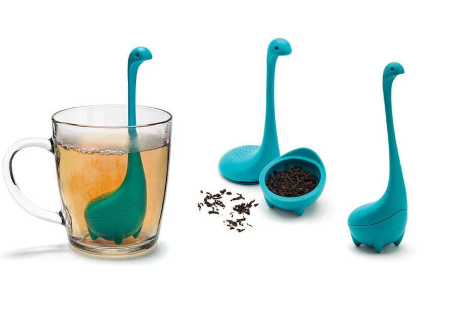 Zaparzaczka do herbaty Baby Nessie marki Ototo