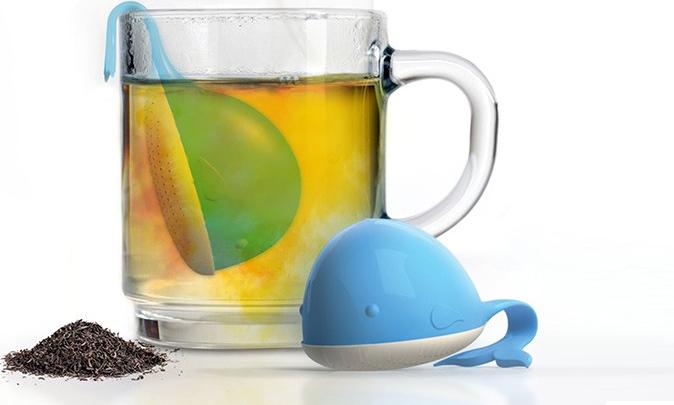 Zaparzacz do herbaty wieloryb marki Mustard