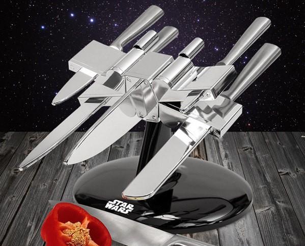 Stojak na noże X-Wing Star Wars