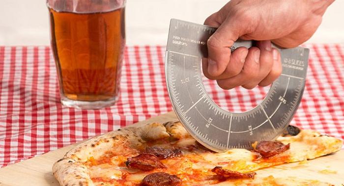 noz do pizzy dla perfekcjonisty