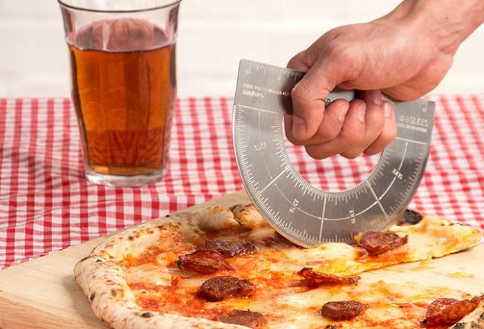 Nóż do pizzy dla perfekcjonisty