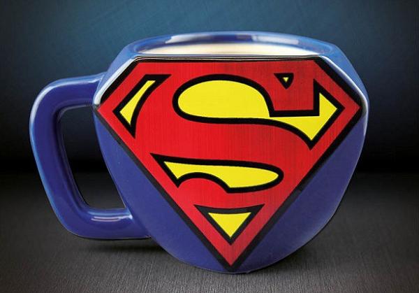 Kubek Superman marki Paladone