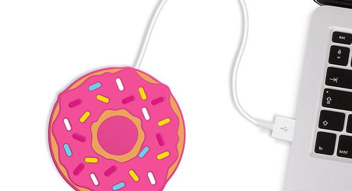 podgrzewacz do napojów na USB donut