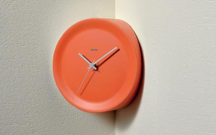 zegar narożny Alessi