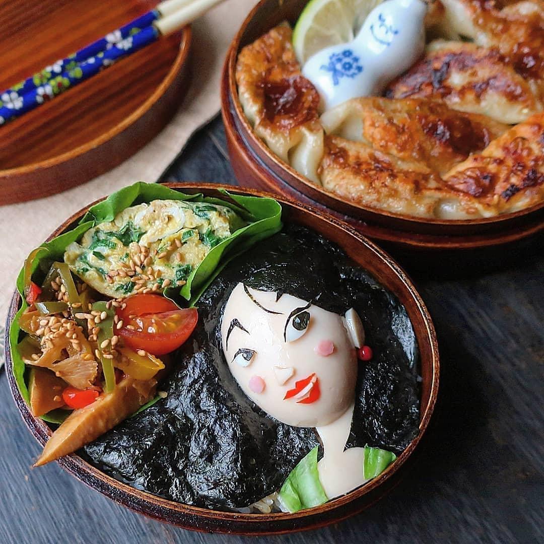 lunch Kyaraben 5