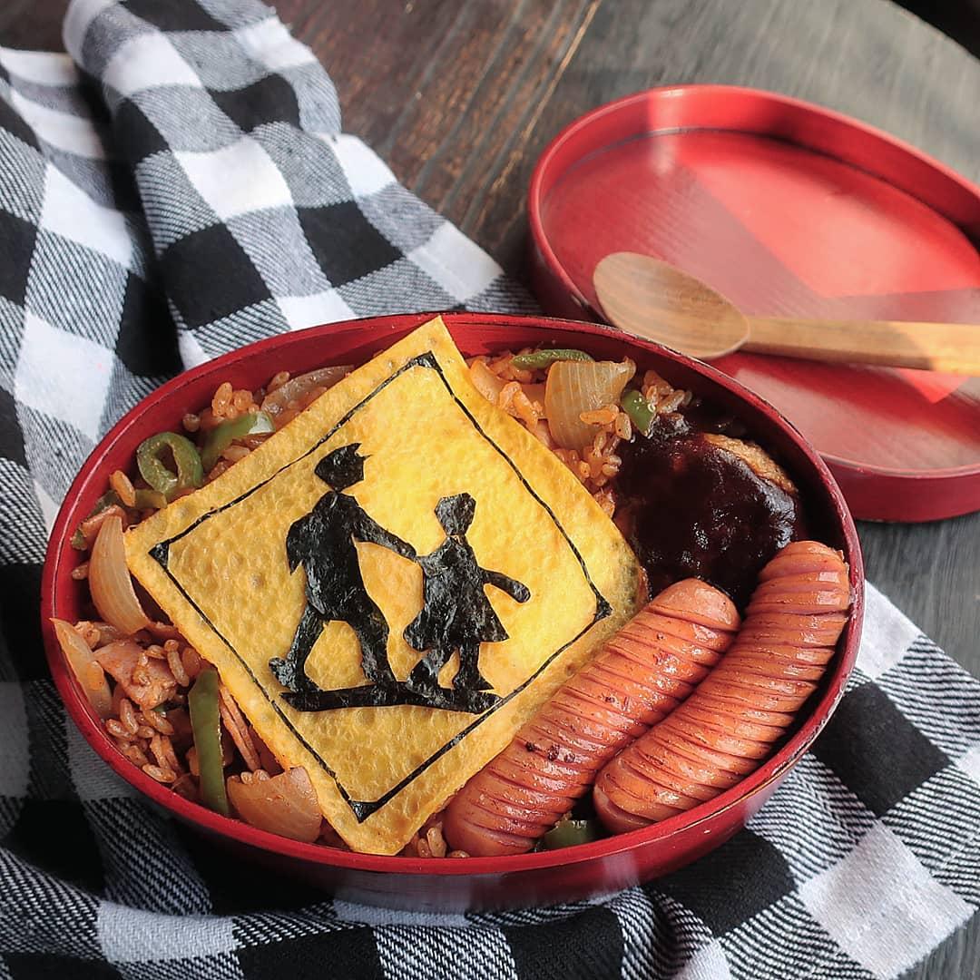 lunch Kyaraben 6