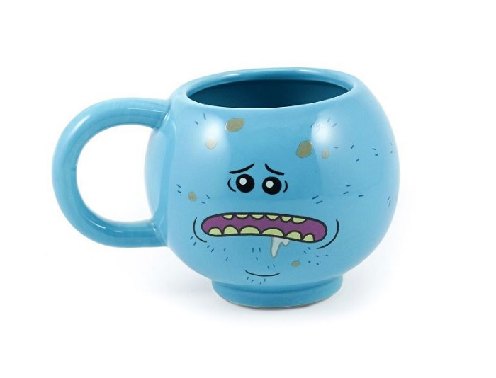 Kubek Rick and Morty Mr. Meeseeks