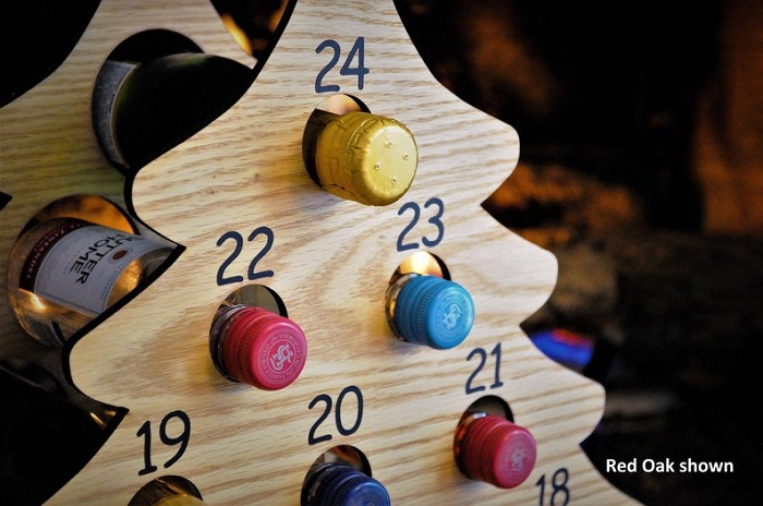 adwentowy kalendarz wino