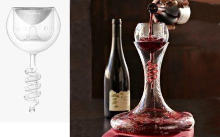 aerator do wina kieliszek