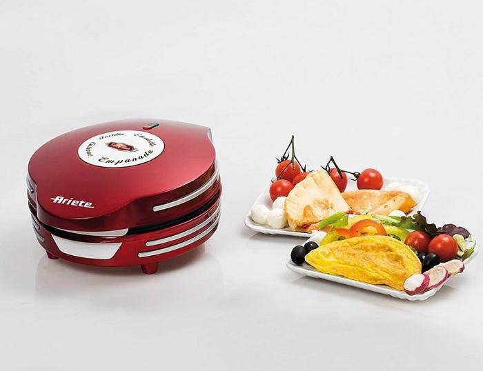 Retro maszyna do omletów marki Ariete