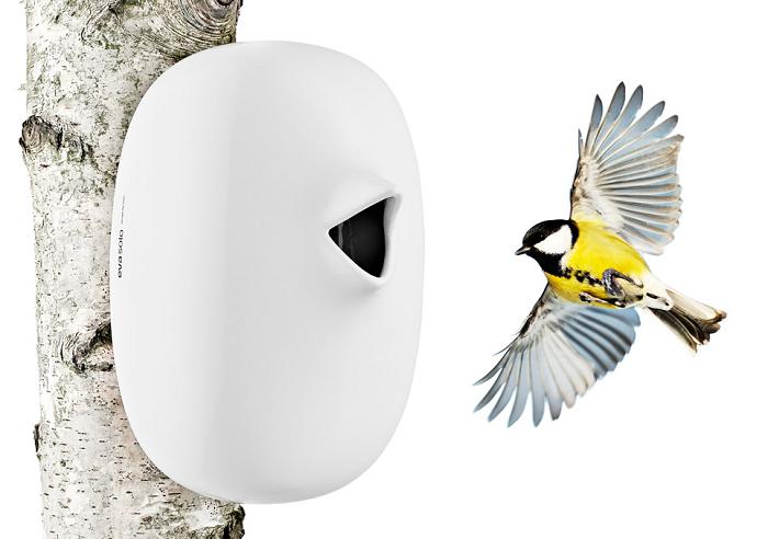 Budka dla ptaków z dziubkiem Eva Solo