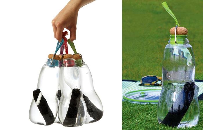 Butelka na wodę z filtrem węglowym marki Black & Blum