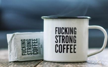 cholernie mocna kawa