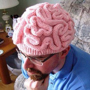 czapka mózg