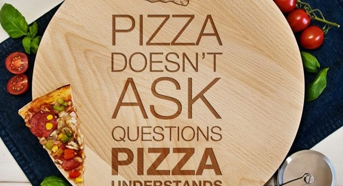deska pizza doesnt ask questions