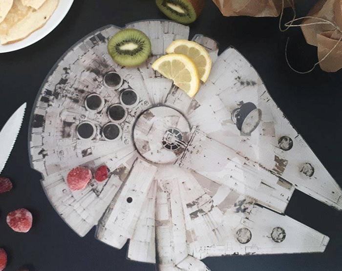 Deska Star Wars Sokół Millennium