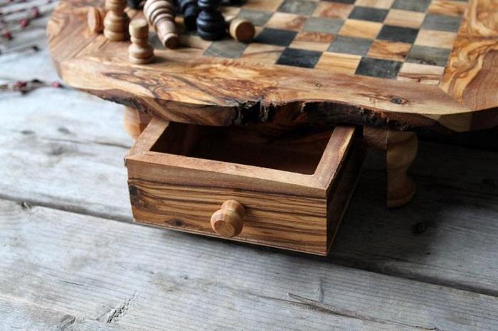 drewniane szachy 3