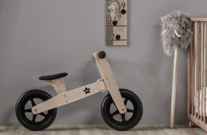 drewniany rowerek kids concept