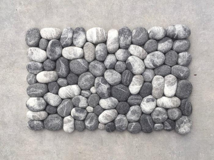 dywanik z kamieni 4