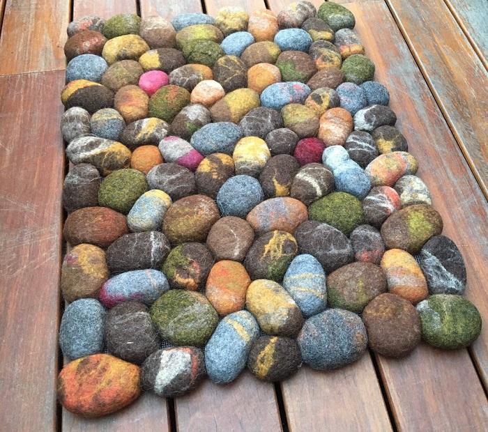 dywanik z kamieni 5
