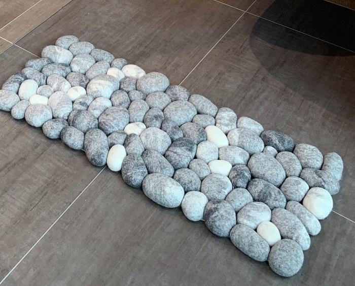 dywanik z kamieni 6