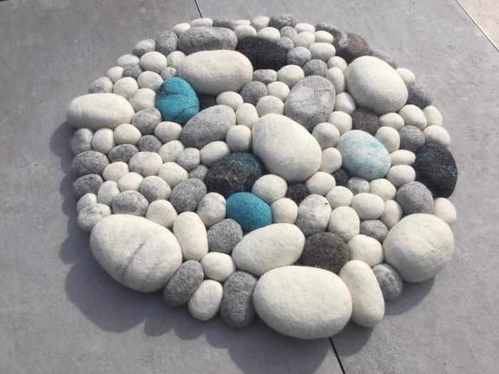 dywanik z kamieni 7