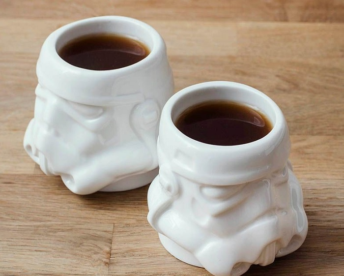 filizanka espresso stormtrooper