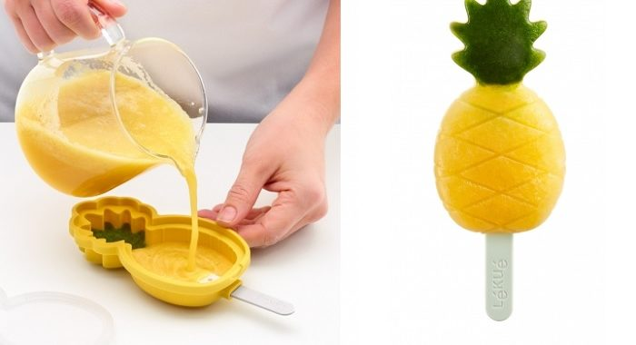 foremka ananas lekue