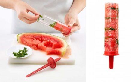 foremka do lodów z owoców lekue