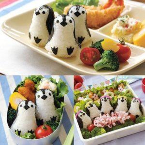foremka do pingwinków z ryzu