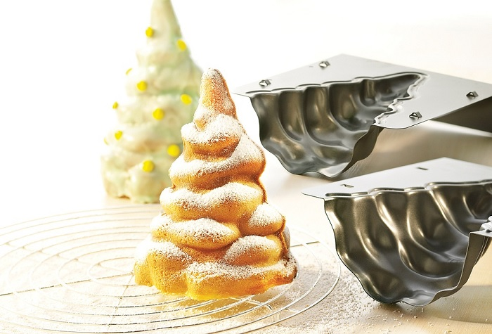 Forma do ciasta choinka 3D firmy Birkmann