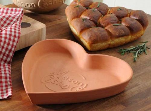 forma do chleba serce