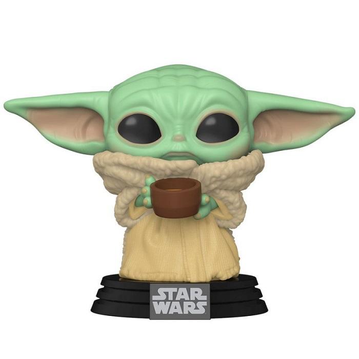 funko pop figurka baby yoda