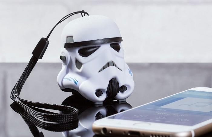 Głośniczek Stormtrooper Star Wars