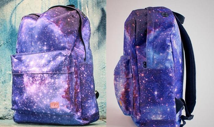 Plecak szkolny Galaxy