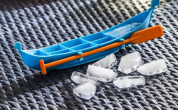 Gondola do lodowych kostek